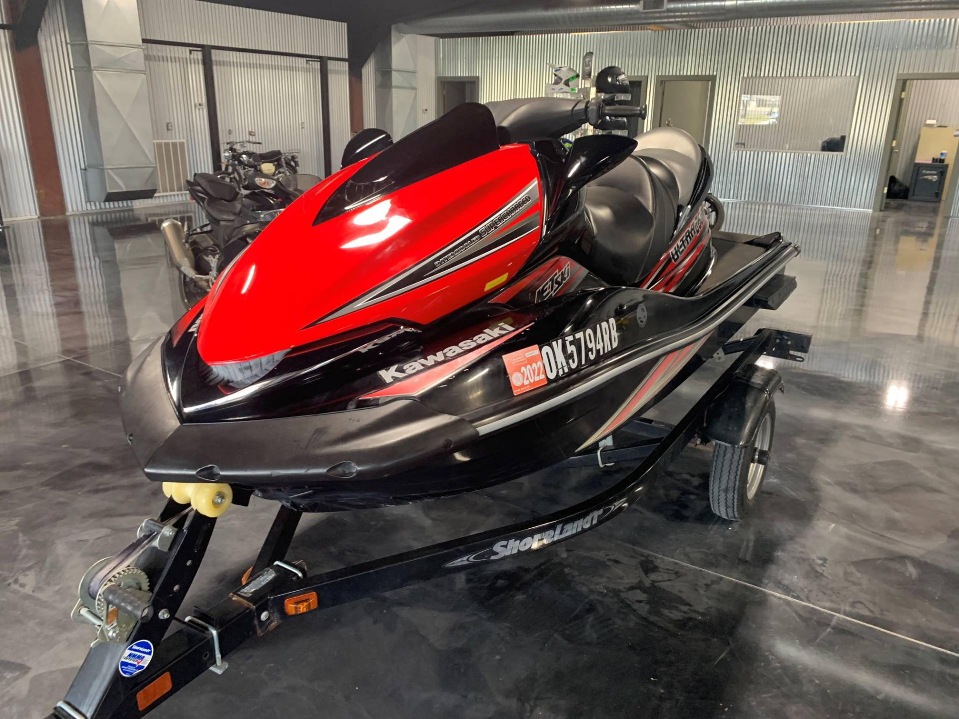 2010 Kawasaki Jet Ski® Ultra® 260X in Durant, Oklahoma - Photo 2