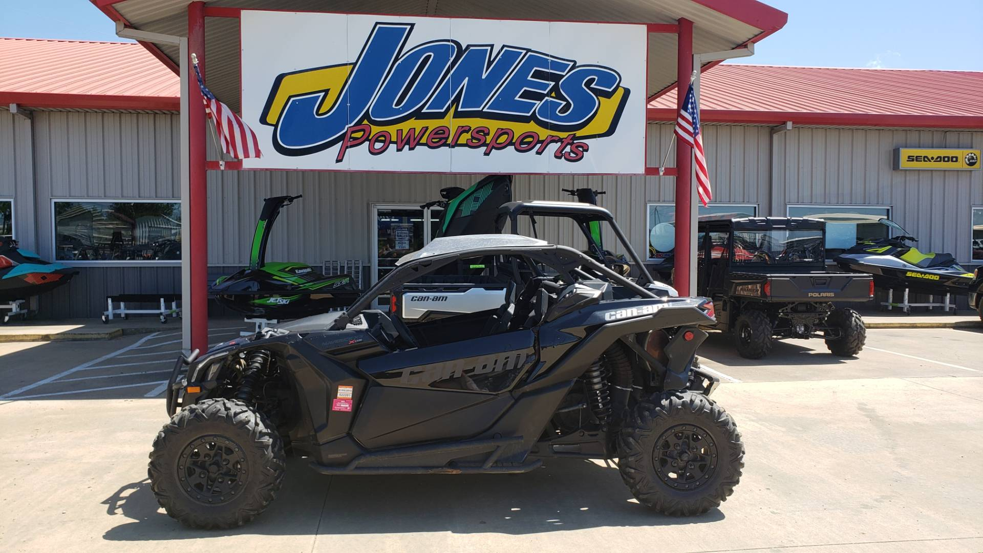 2017 Can-Am Maverick X3 X ds Turbo R for sale 146169