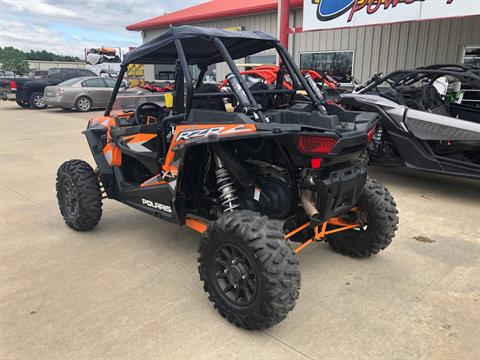 2016 Polaris RZR XP  Turbo EPS in Durant, Oklahoma - Photo 3