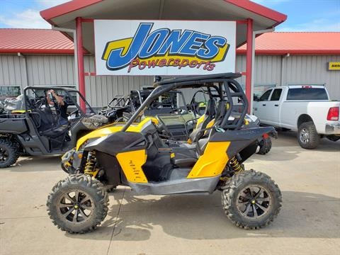 2014 Can-Am Maverick™  1000R X mr in Durant, Oklahoma