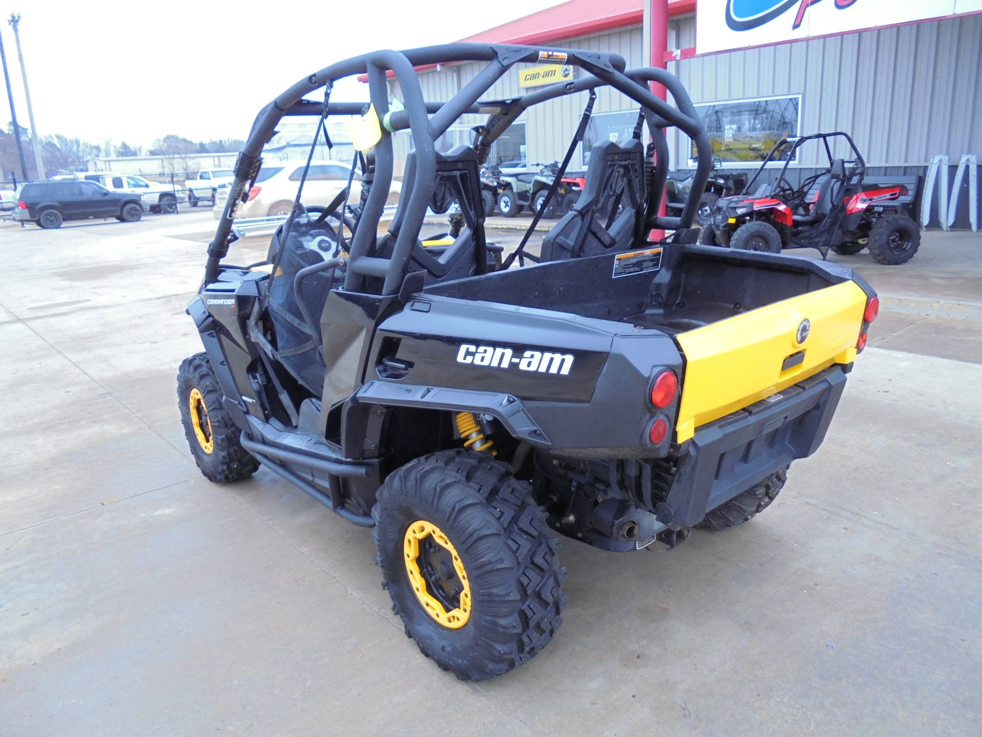 2014 Can-Am Commander™ XT-P 1000 in Durant, Oklahoma - Photo 3