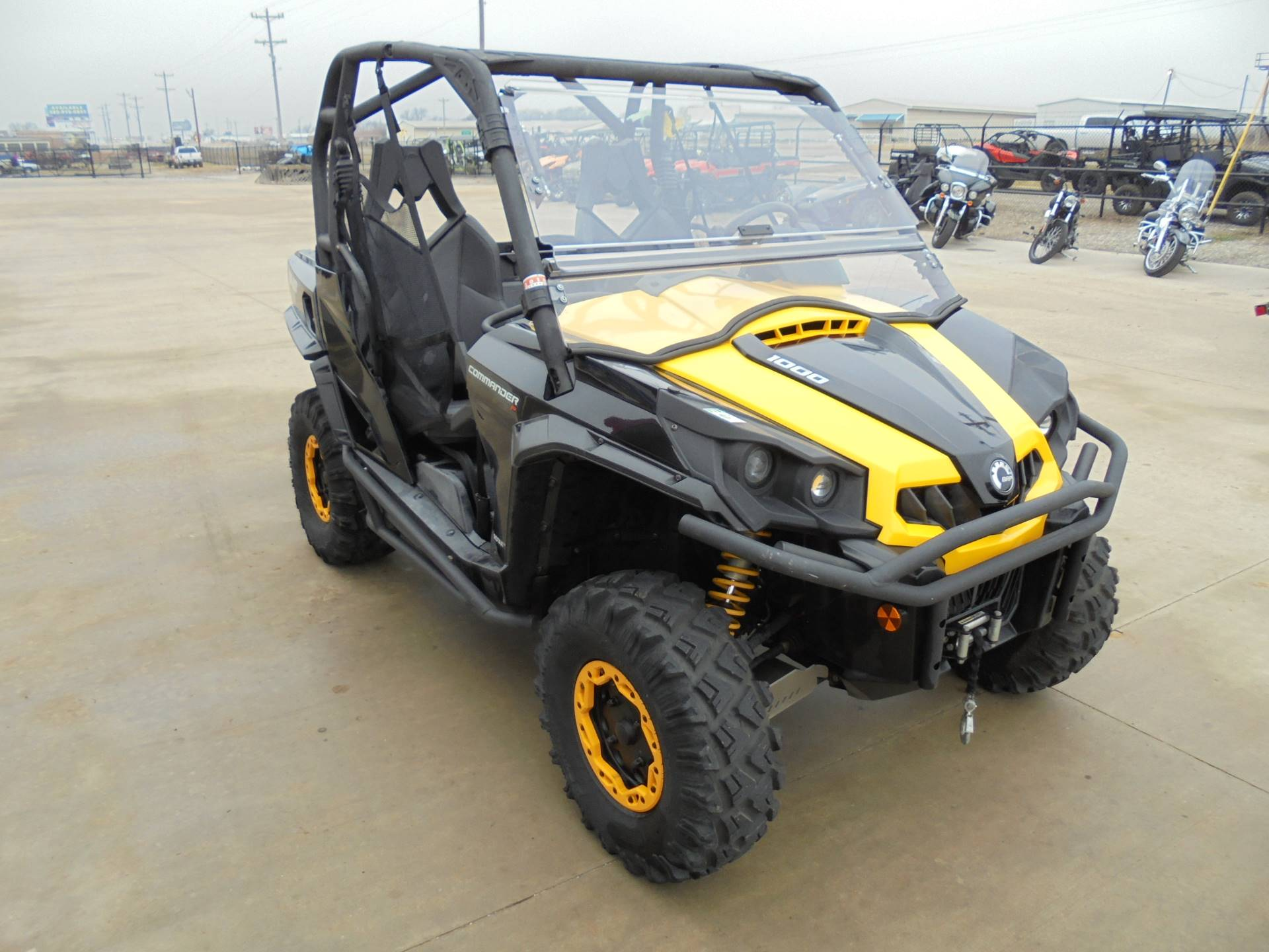2014 Can-Am Commander™ XT-P 1000 in Durant, Oklahoma - Photo 7
