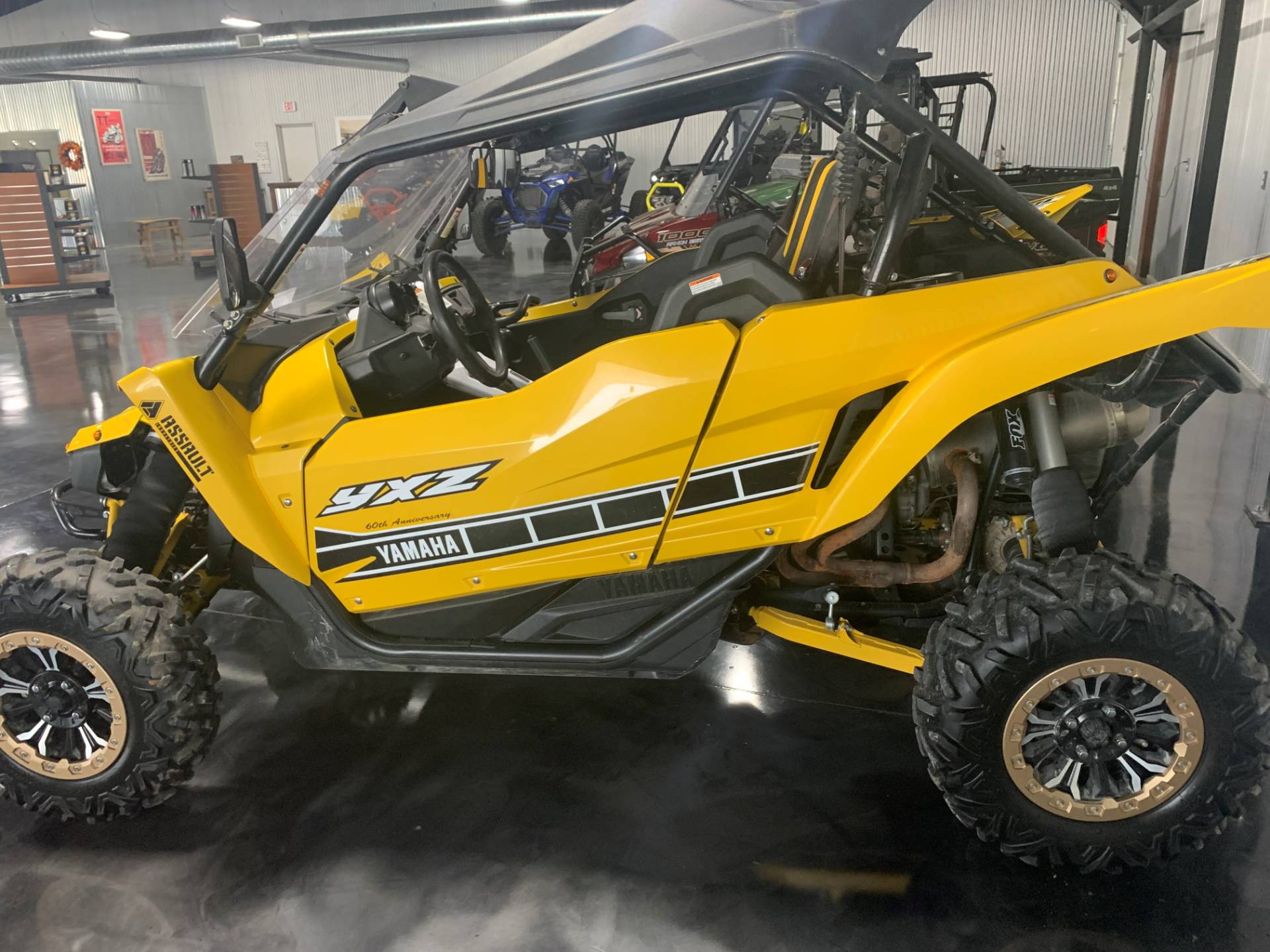 2016 Yamaha YXZ1000R SE in Durant, Oklahoma - Photo 4