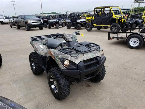 2016 Kawasaki Brute Force 750 4x4i EPS in Durant, Oklahoma - Photo 4