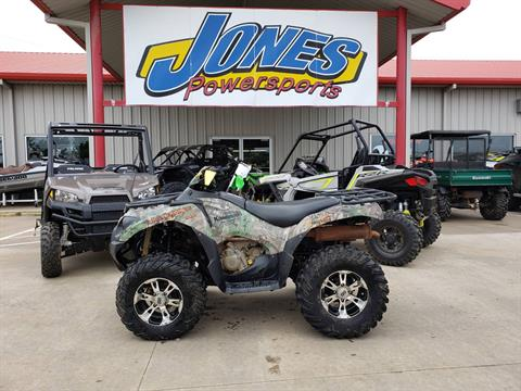 2016 Kawasaki Brute Force 750 4x4i EPS in Durant, Oklahoma - Photo 1