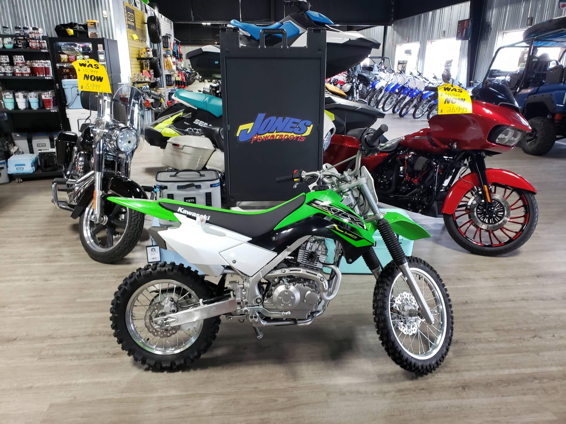 2019 Kawasaki KLX 140 for sale 4094