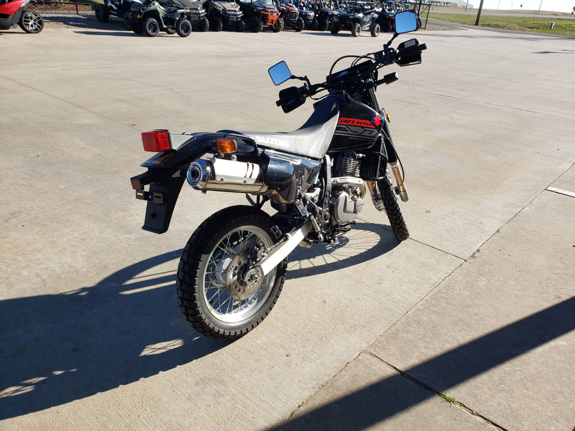 2019 Suzuki DR650S in Durant, Oklahoma - Photo 4