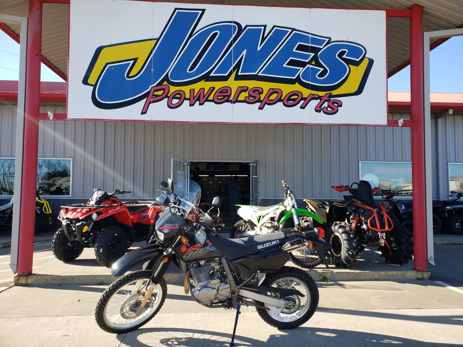 2019 Suzuki DR650S in Durant, Oklahoma - Photo 1