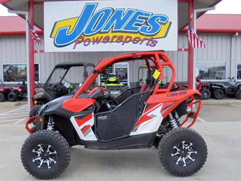 2017 Can-Am Maverick X mr in Durant, Oklahoma