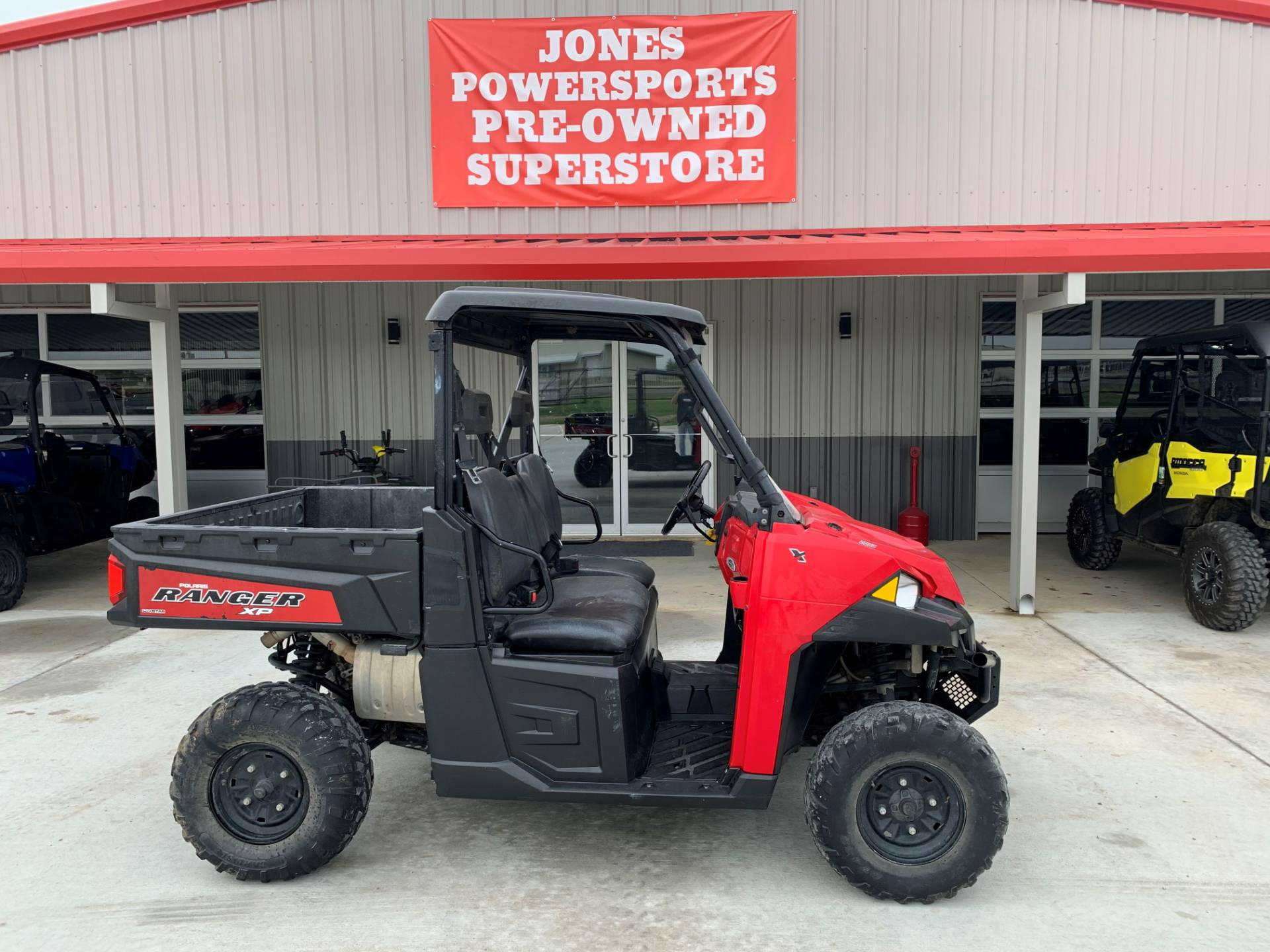 2016 Polaris Ranger XP 900 EPS in Durant, Oklahoma - Photo 3