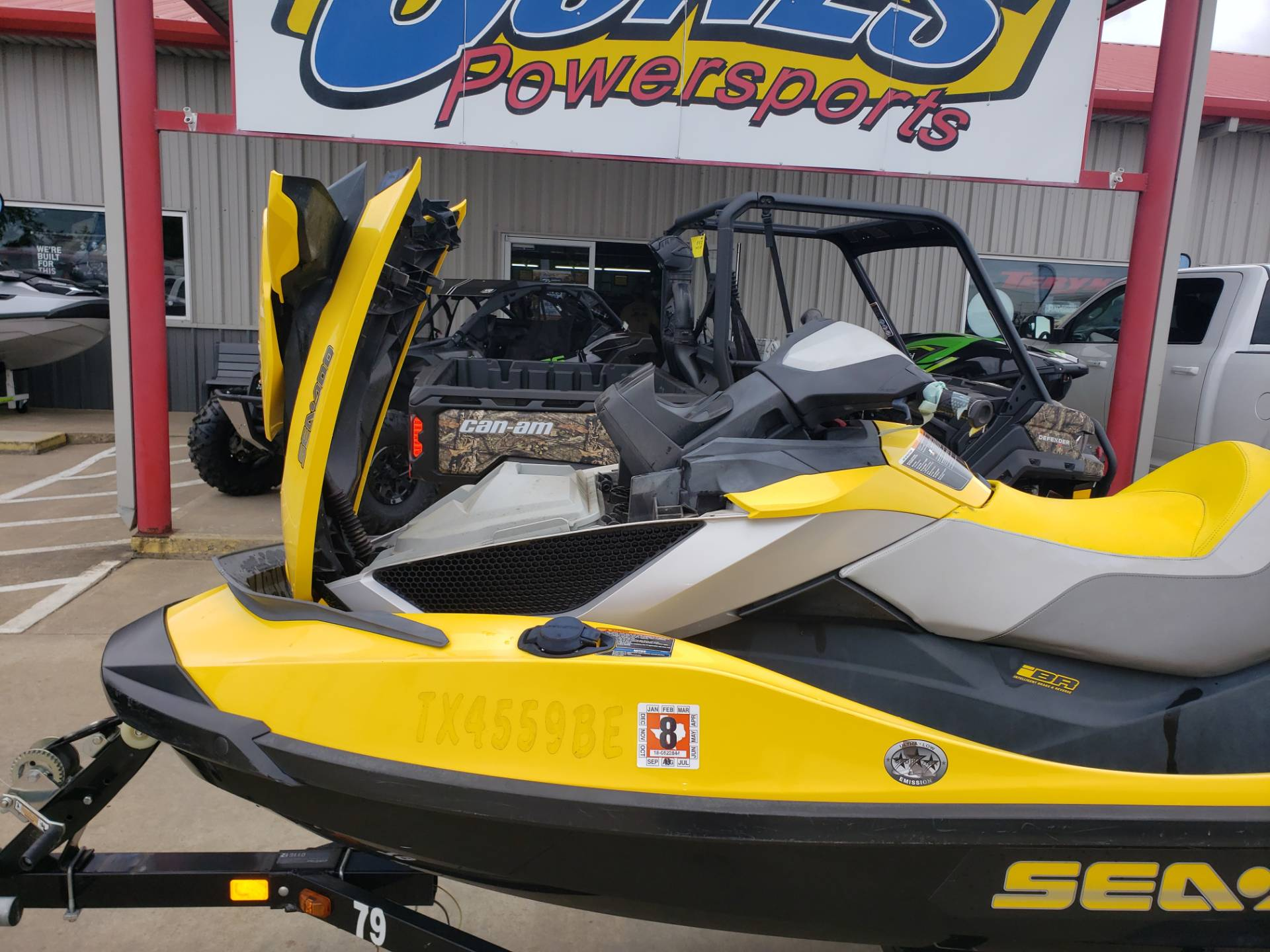 2010 Sea-Doo RXT® iS™ 260 in Durant, Oklahoma