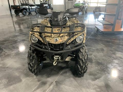 2018 Can-Am Outlander Mossy Oak Hunting Edition 450 in Durant, Oklahoma - Photo 2