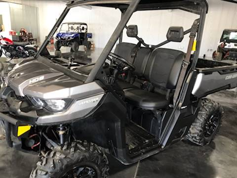 2018 Can-Am Defender XT HD8 in Durant, Oklahoma - Photo 2