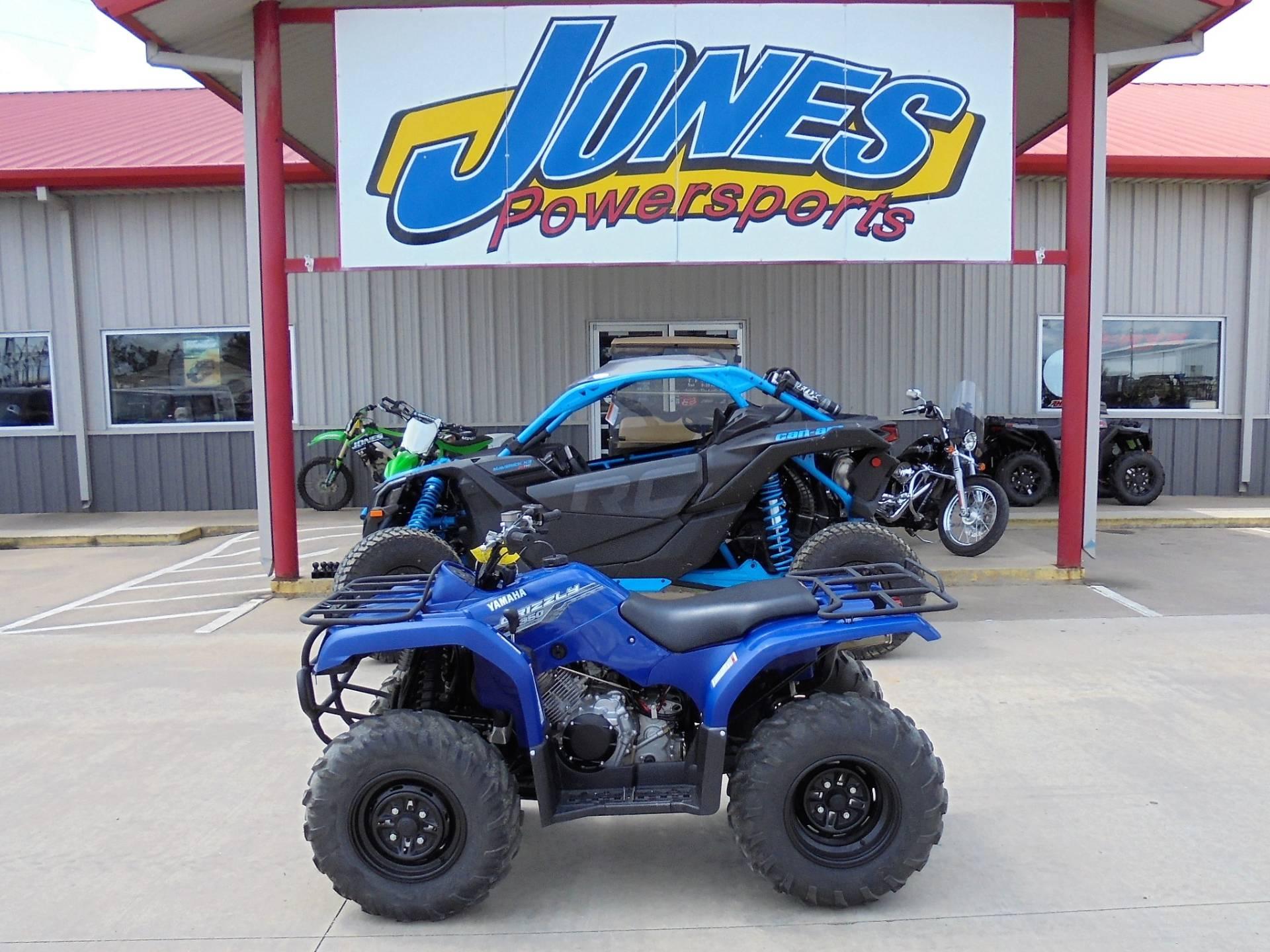 2014 Yamaha Grizzly 350 Auto. 4x4 ATVs Durant Oklahoma