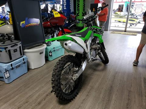2019 Kawasaki KX 450 in Durant, Oklahoma - Photo 5