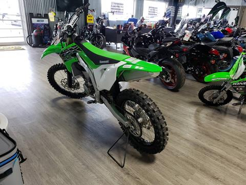 2019 Kawasaki KX 450 in Durant, Oklahoma - Photo 4