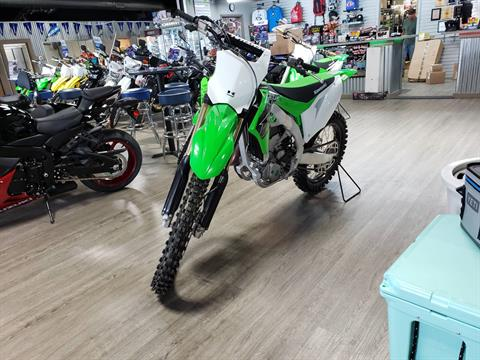 2019 Kawasaki KX 450 in Durant, Oklahoma - Photo 3