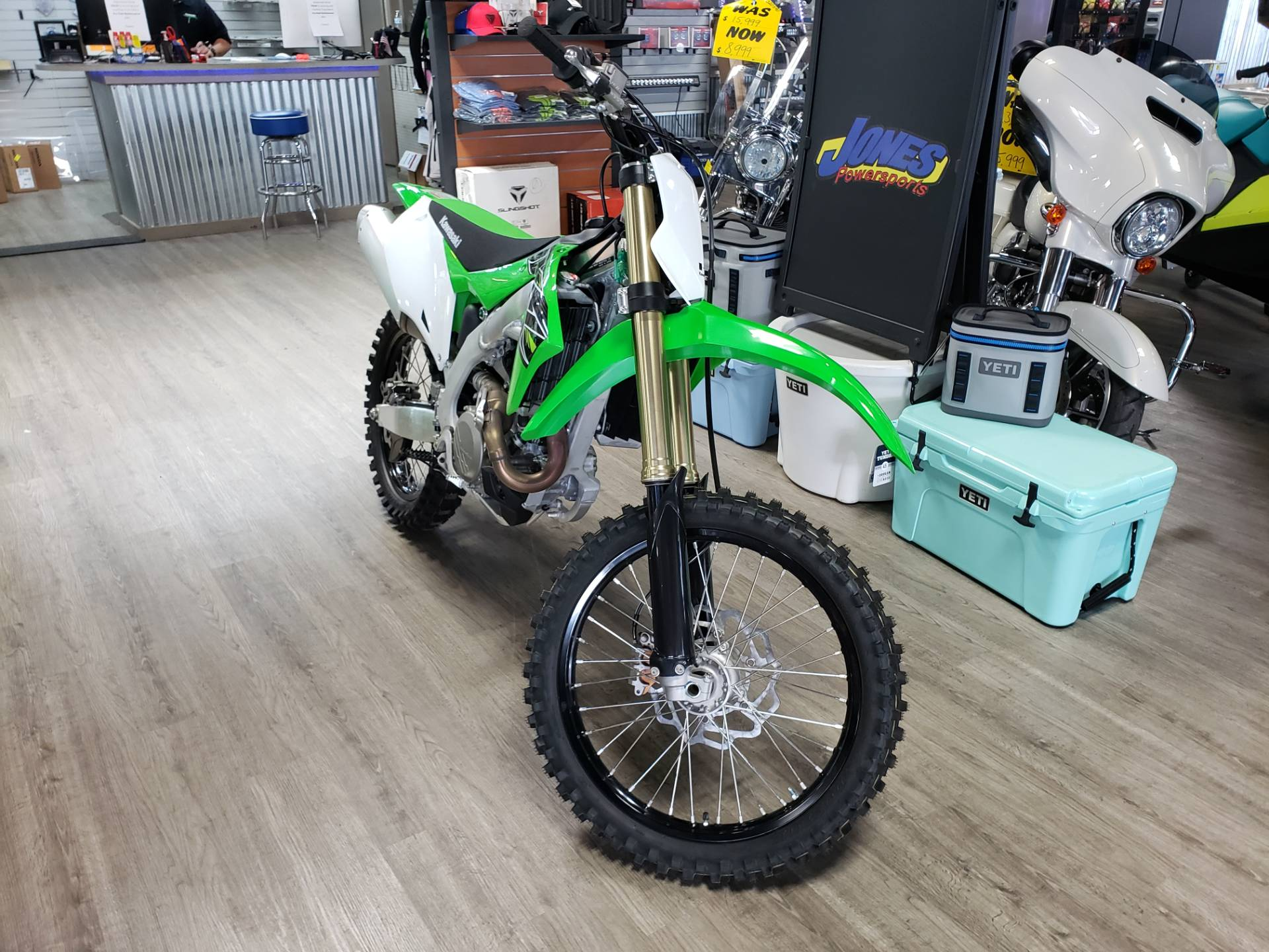 2019 Kawasaki KX 450 in Durant, Oklahoma - Photo 2