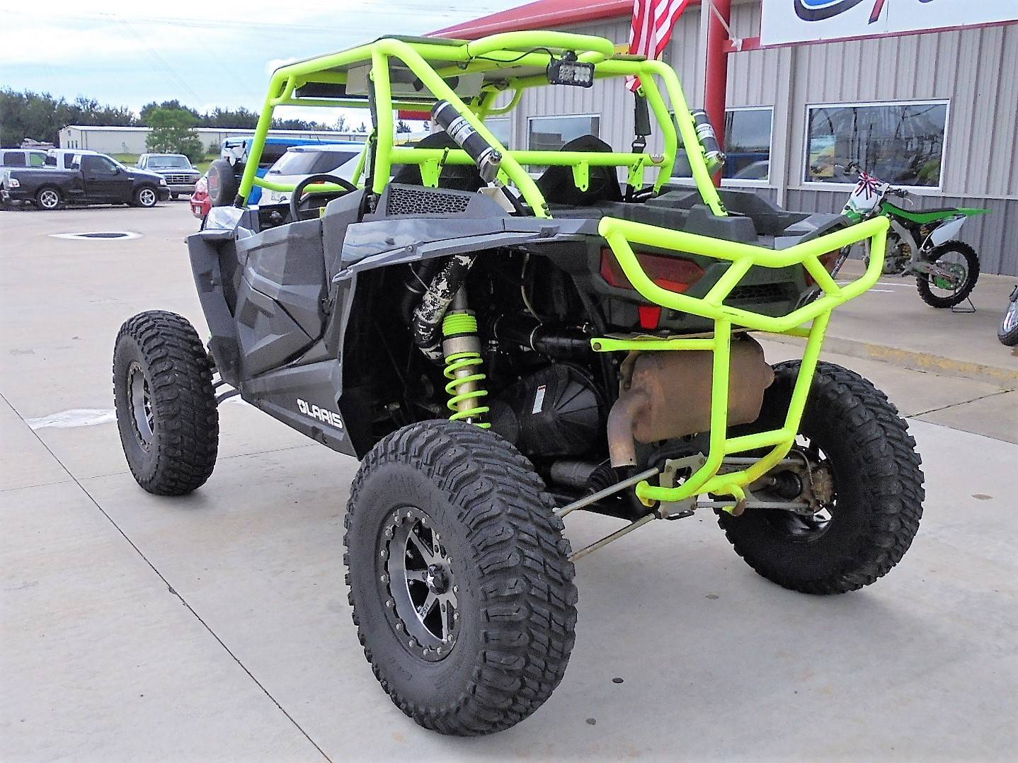 2014 Polaris RZR XP 1000 EPS 3