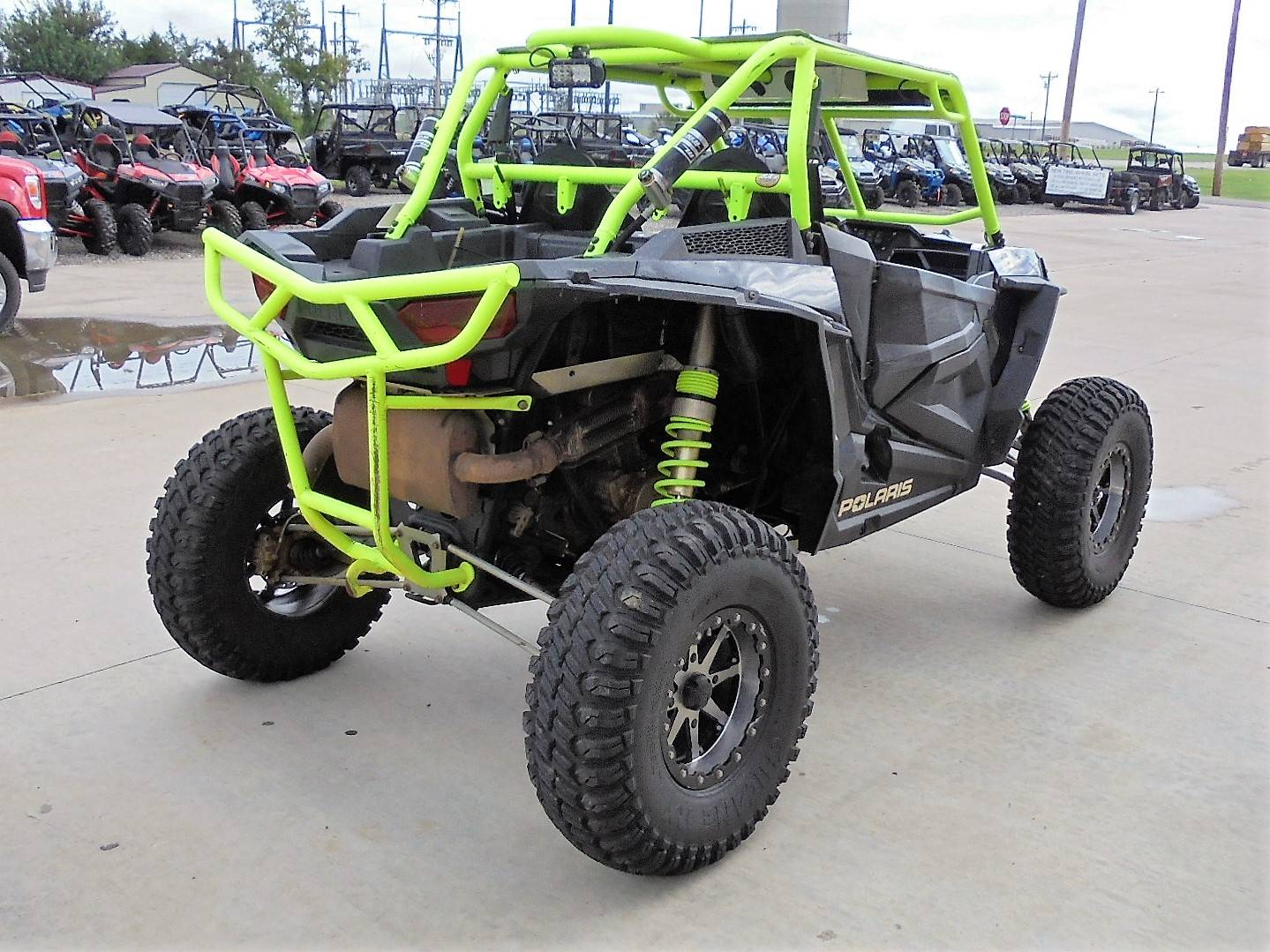 2014 Polaris RZR XP 1000 EPS 4