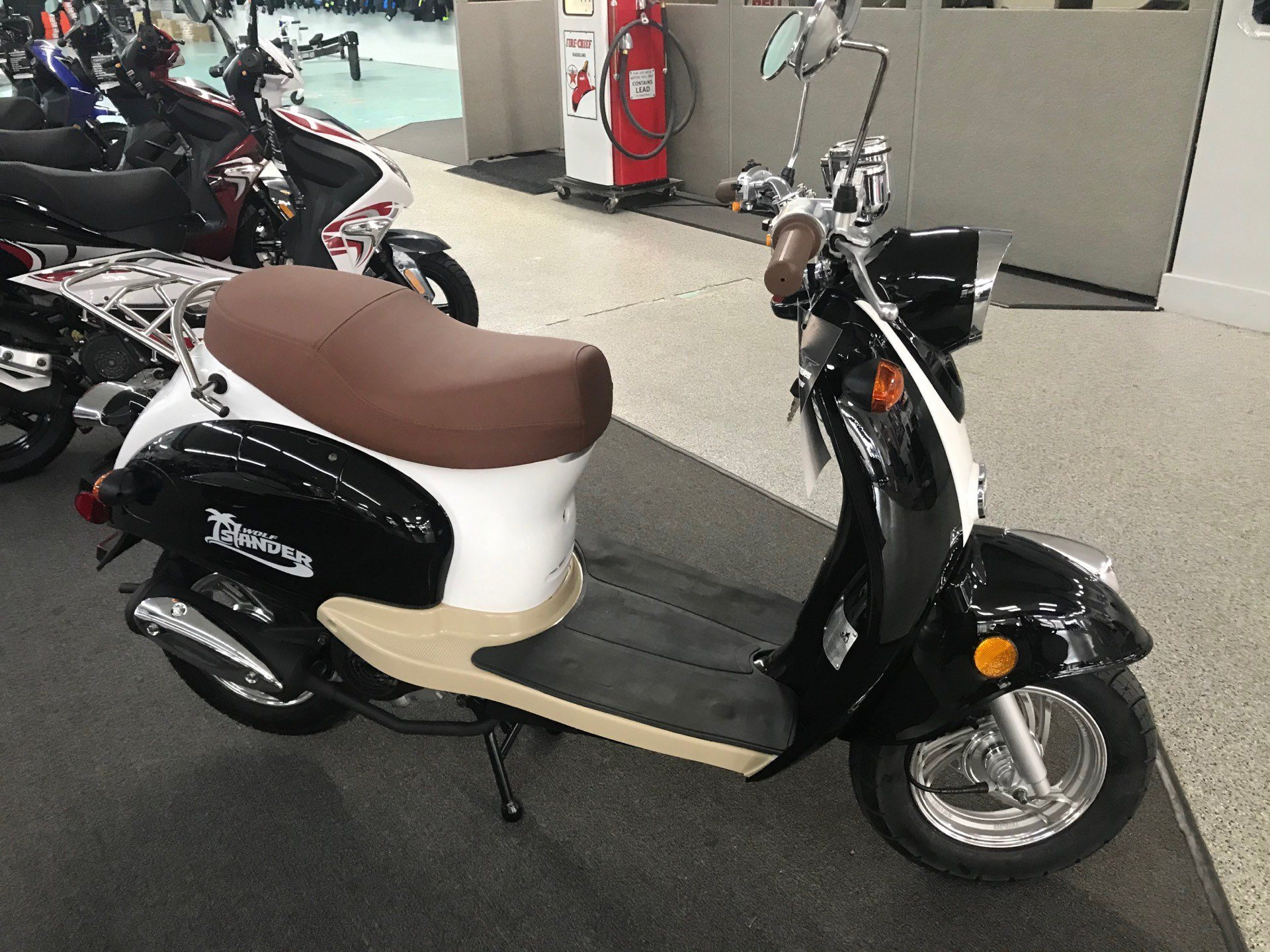 2021 Wolf Brand Scooters Islander in Coloma, Michigan - Photo 1