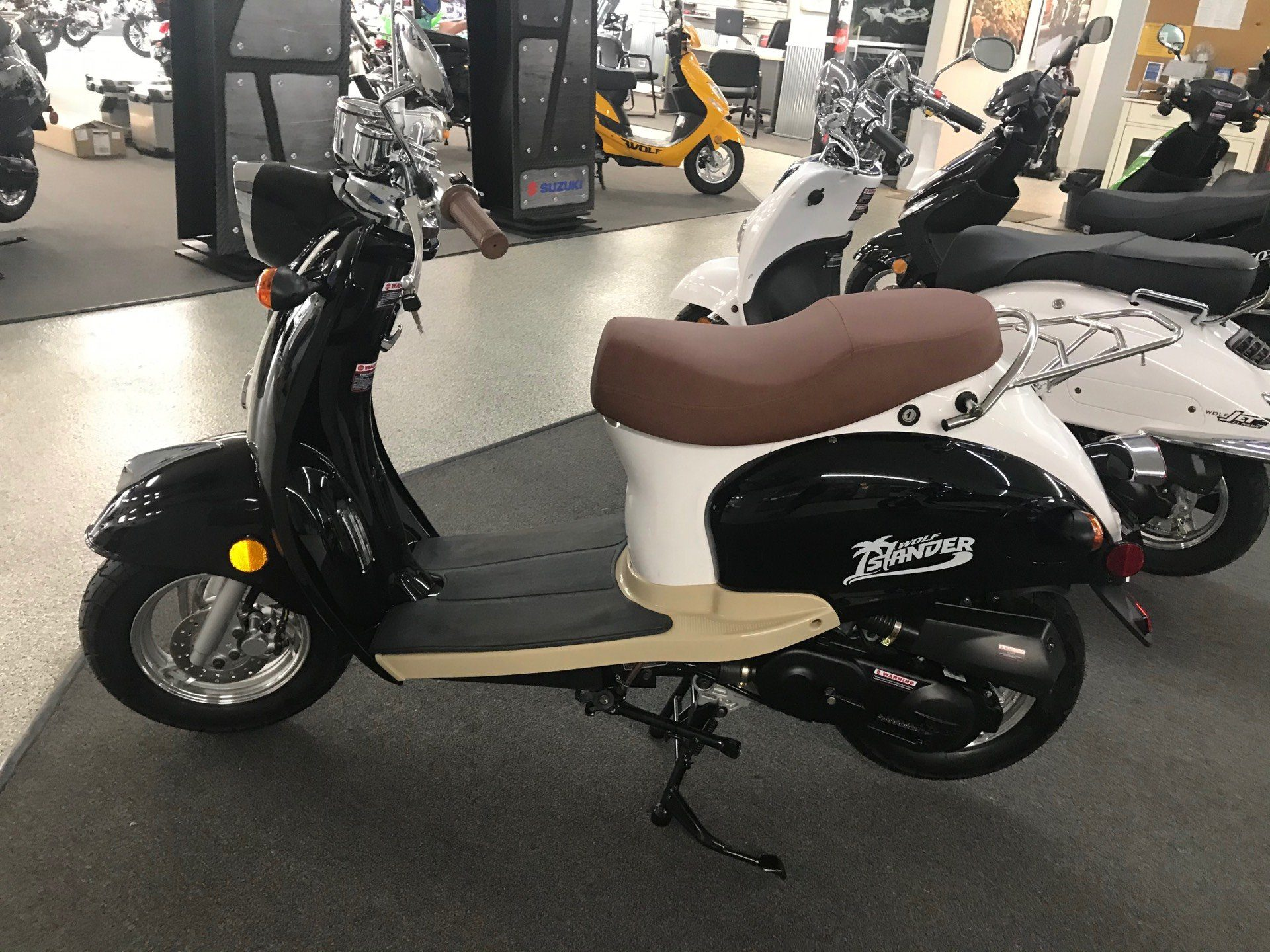 2021 Wolf Brand Scooters Islander in Coloma, Michigan - Photo 3