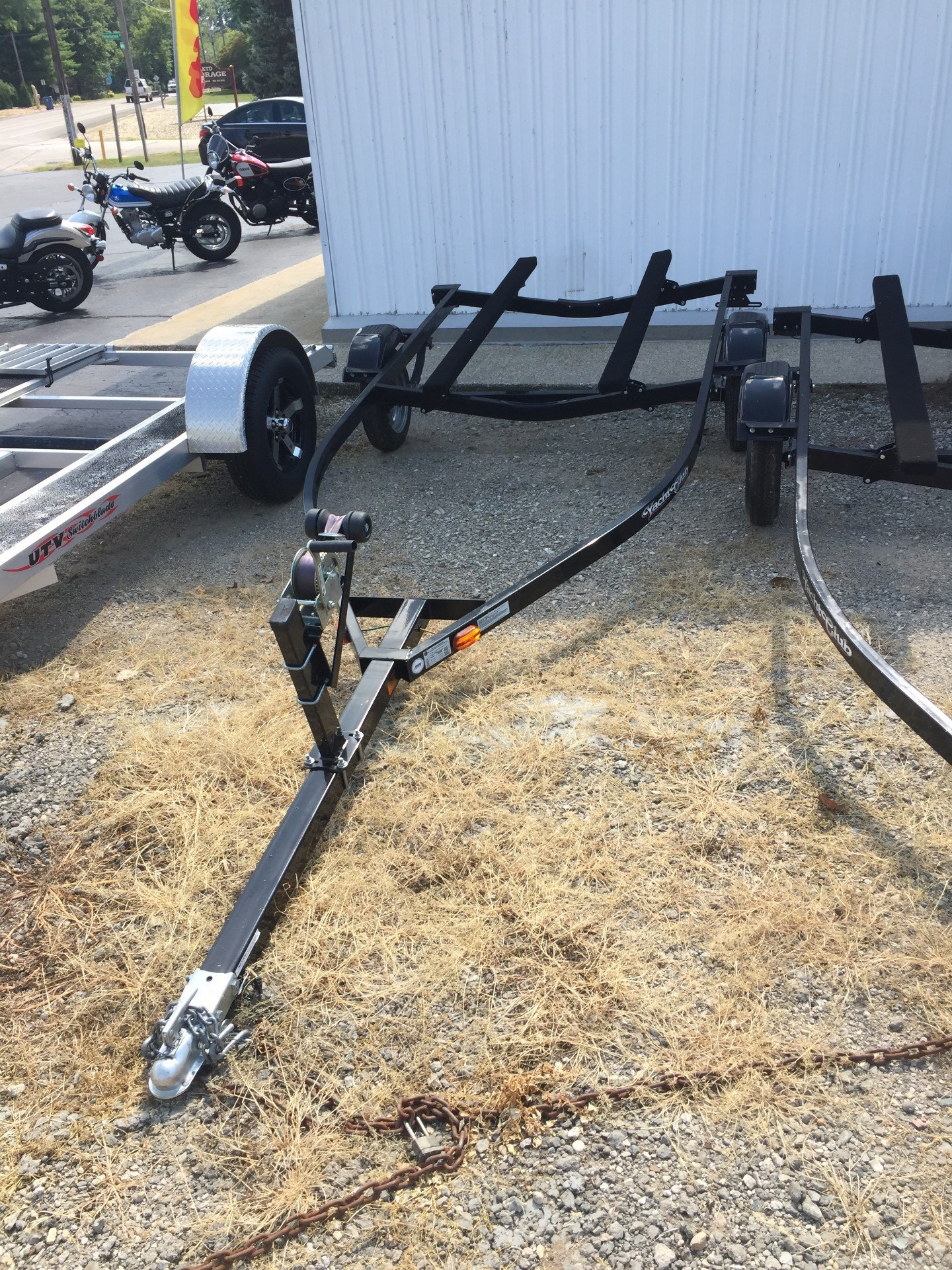 2015 Yacht Club  12-14 boat trailer in Coloma, Michigan