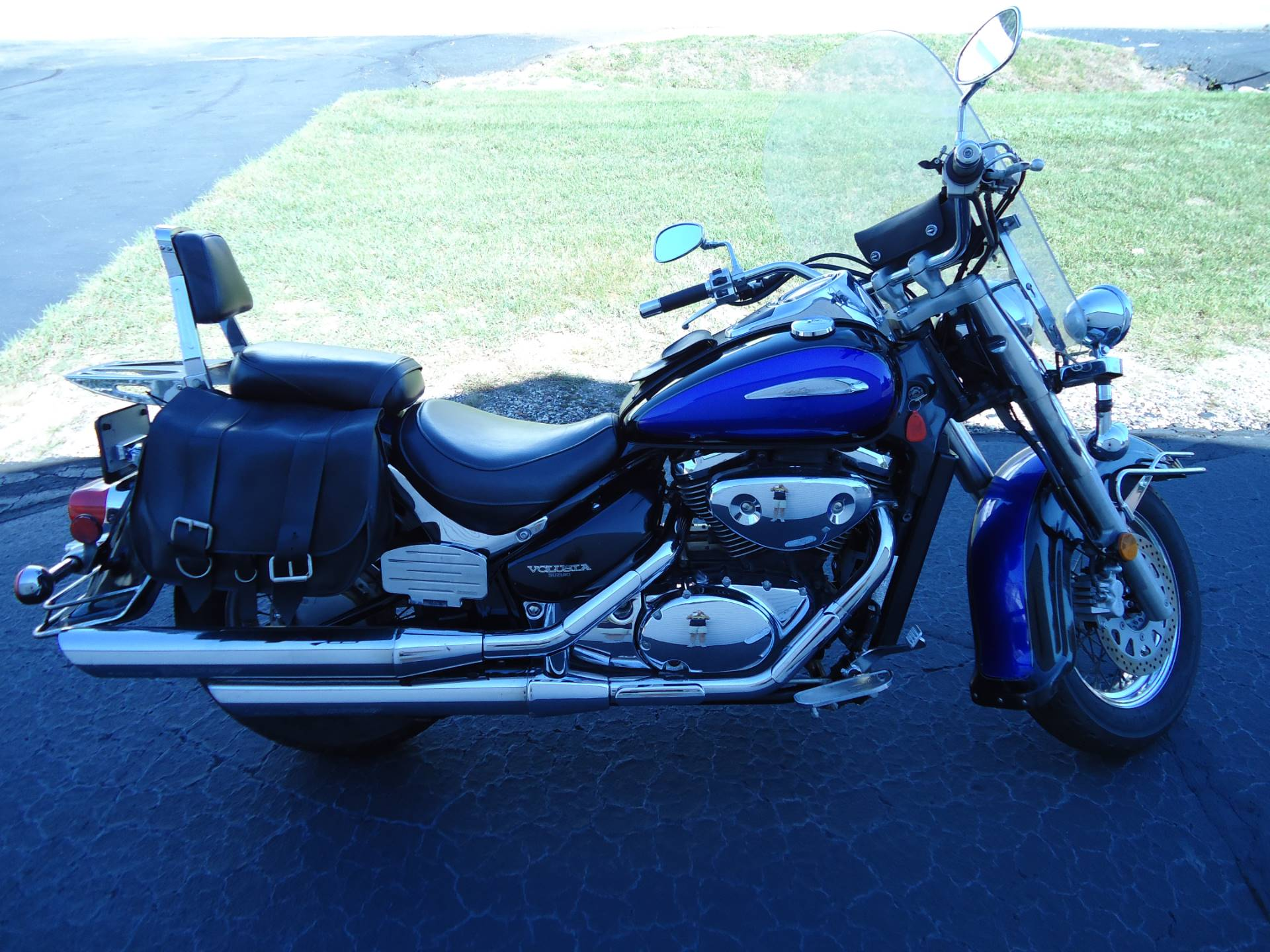 2002 Suzuki Intruder 800 1
