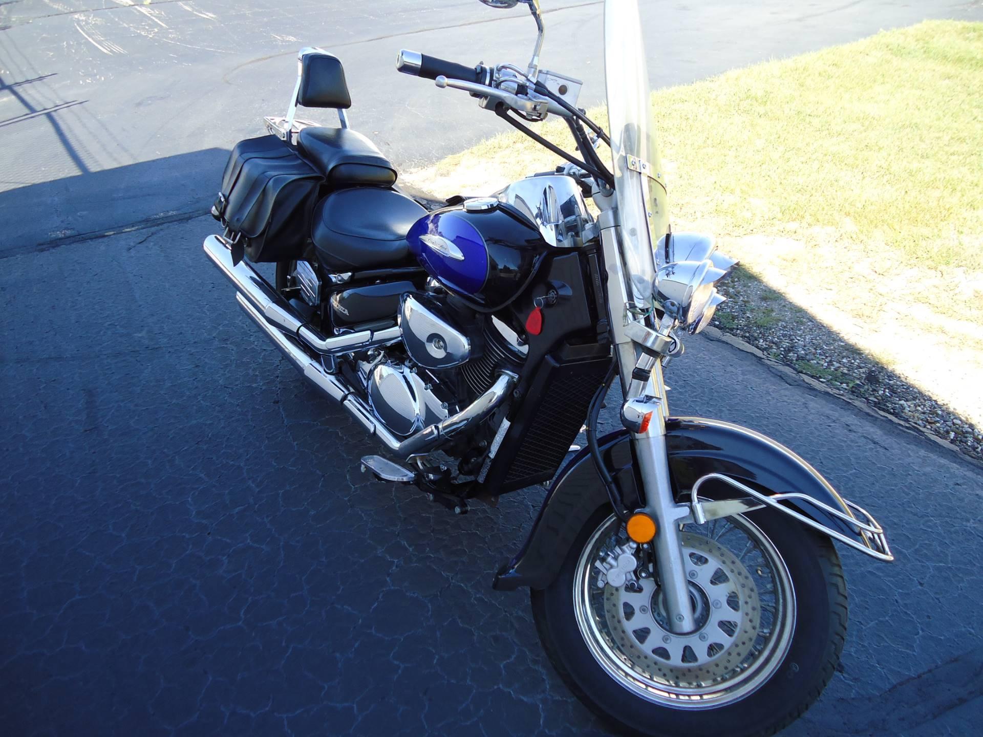 2002 Suzuki Intruder 800 2