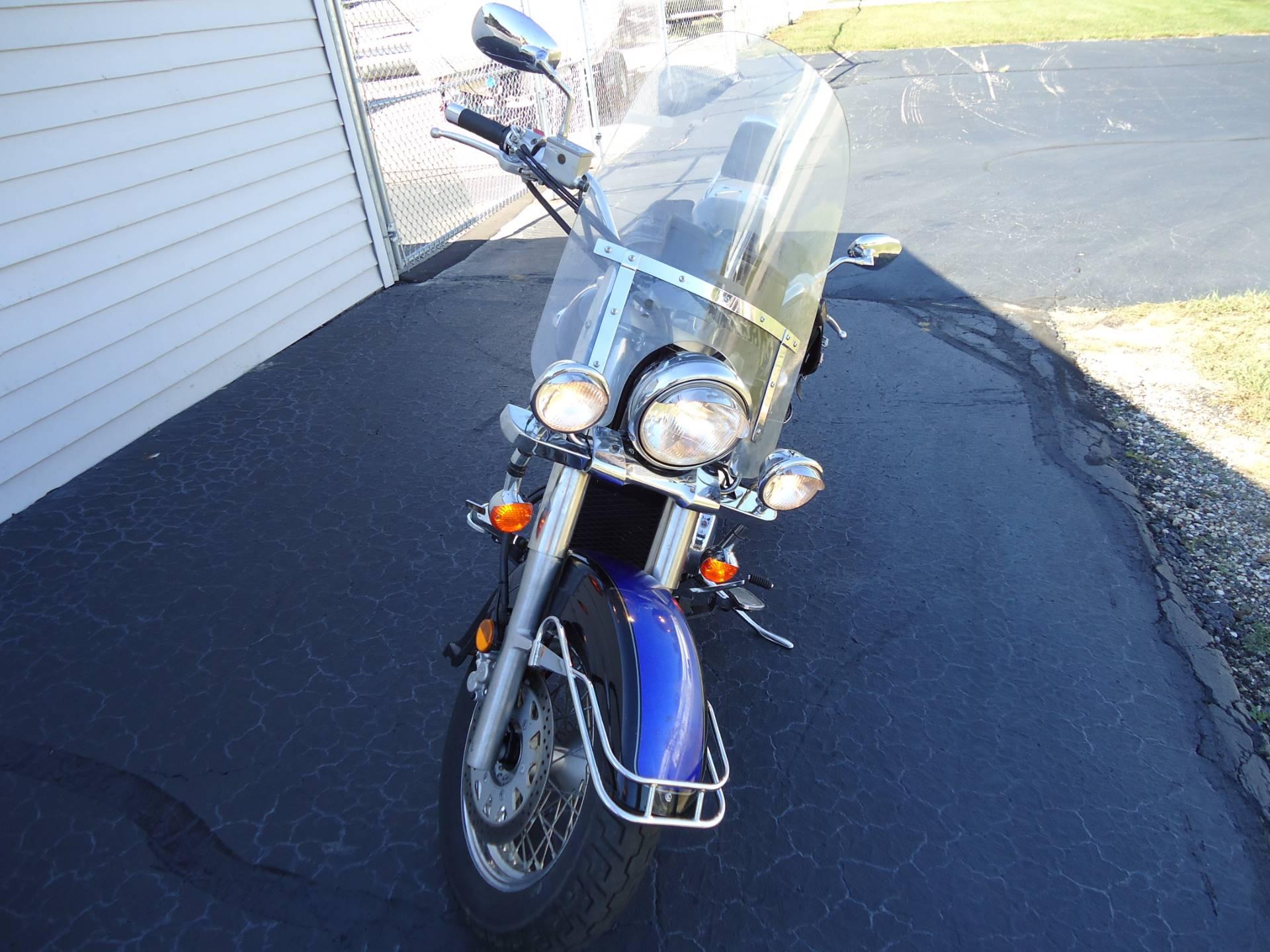 2002 Suzuki Intruder 800 3