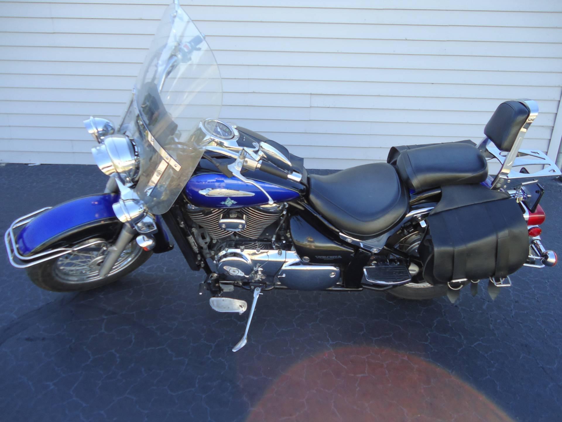 2002 Suzuki Intruder 800 4