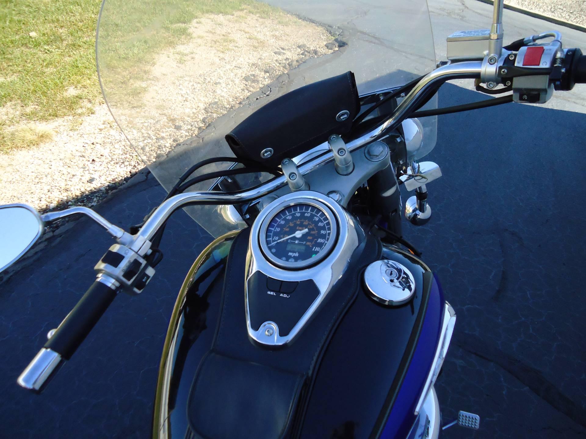 2002 Suzuki Intruder 800 6