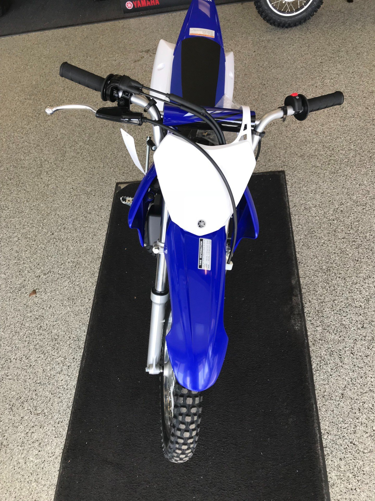 2018 Yamaha TT-R110E 3