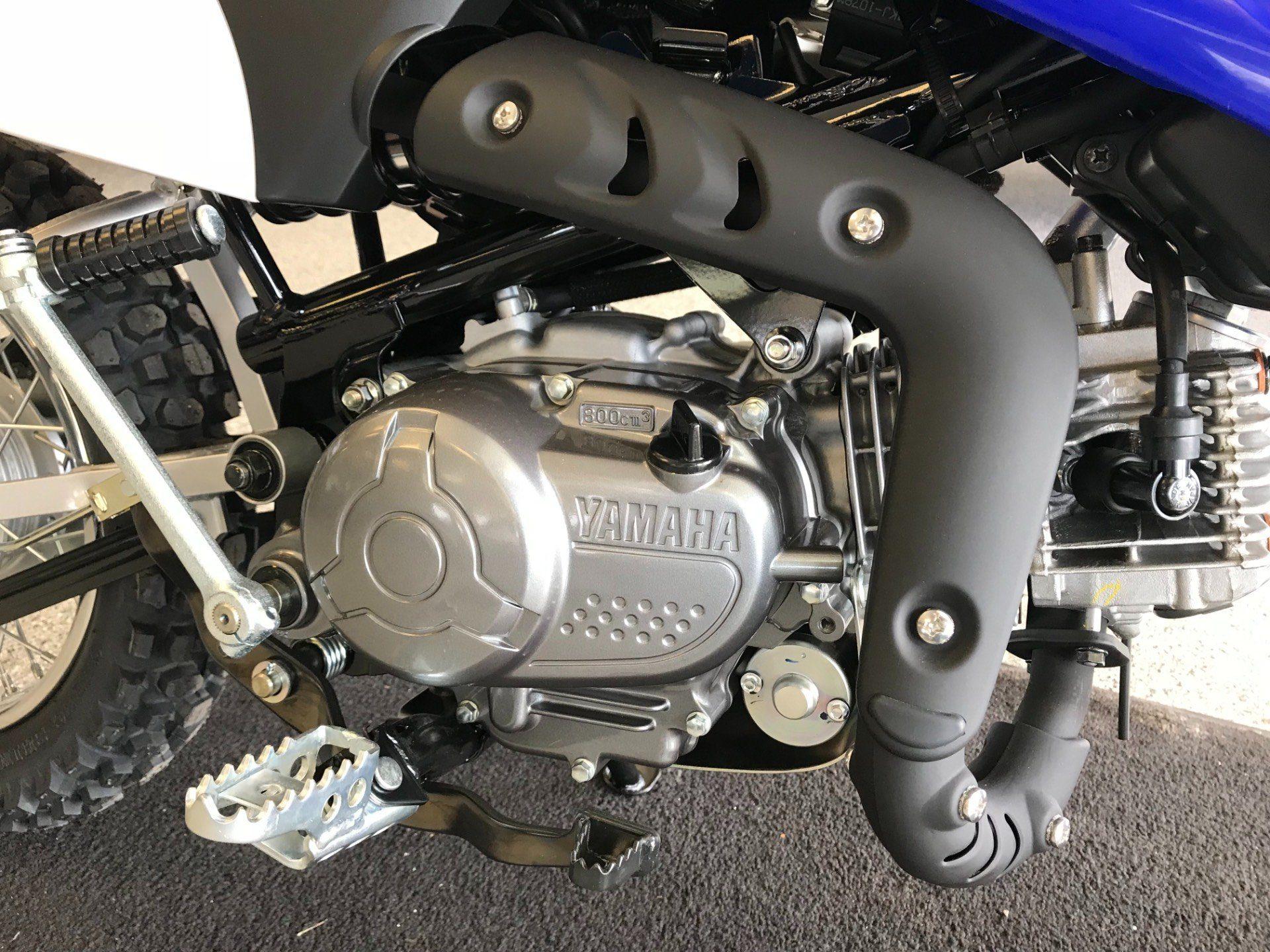 2018 Yamaha TT-R110E 5