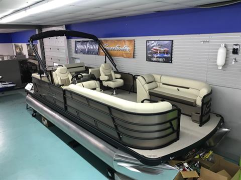 2019 Sweetwater SW2386DT TriToon in Coloma, Michigan