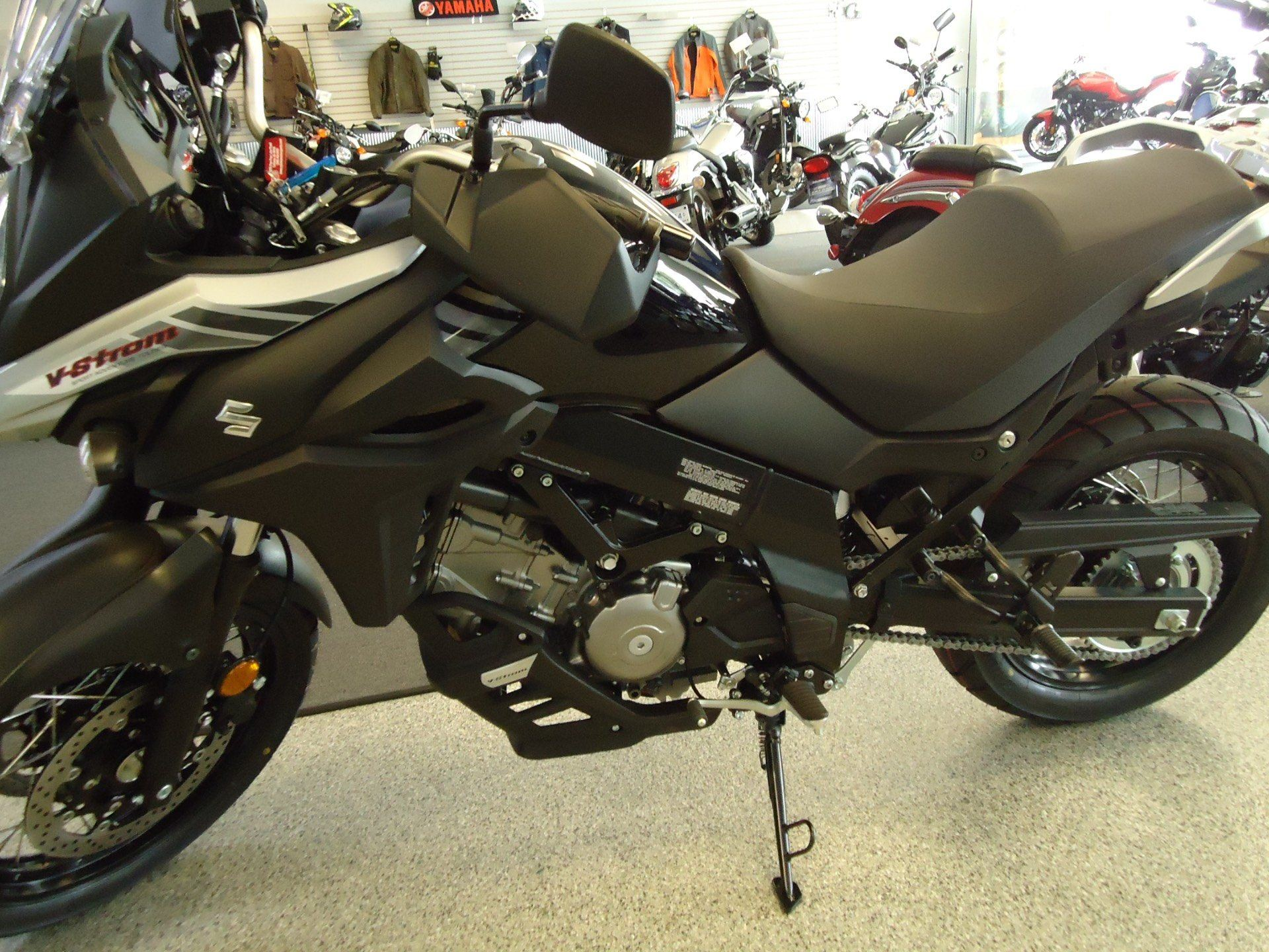 2017 Suzuki V-Strom 650XT in Coloma, Michigan