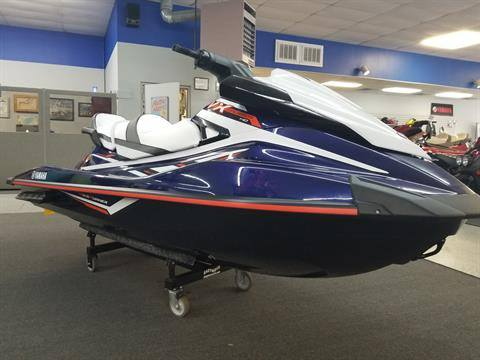 2019 Yamaha VX Cruiser HO in Coloma, Michigan