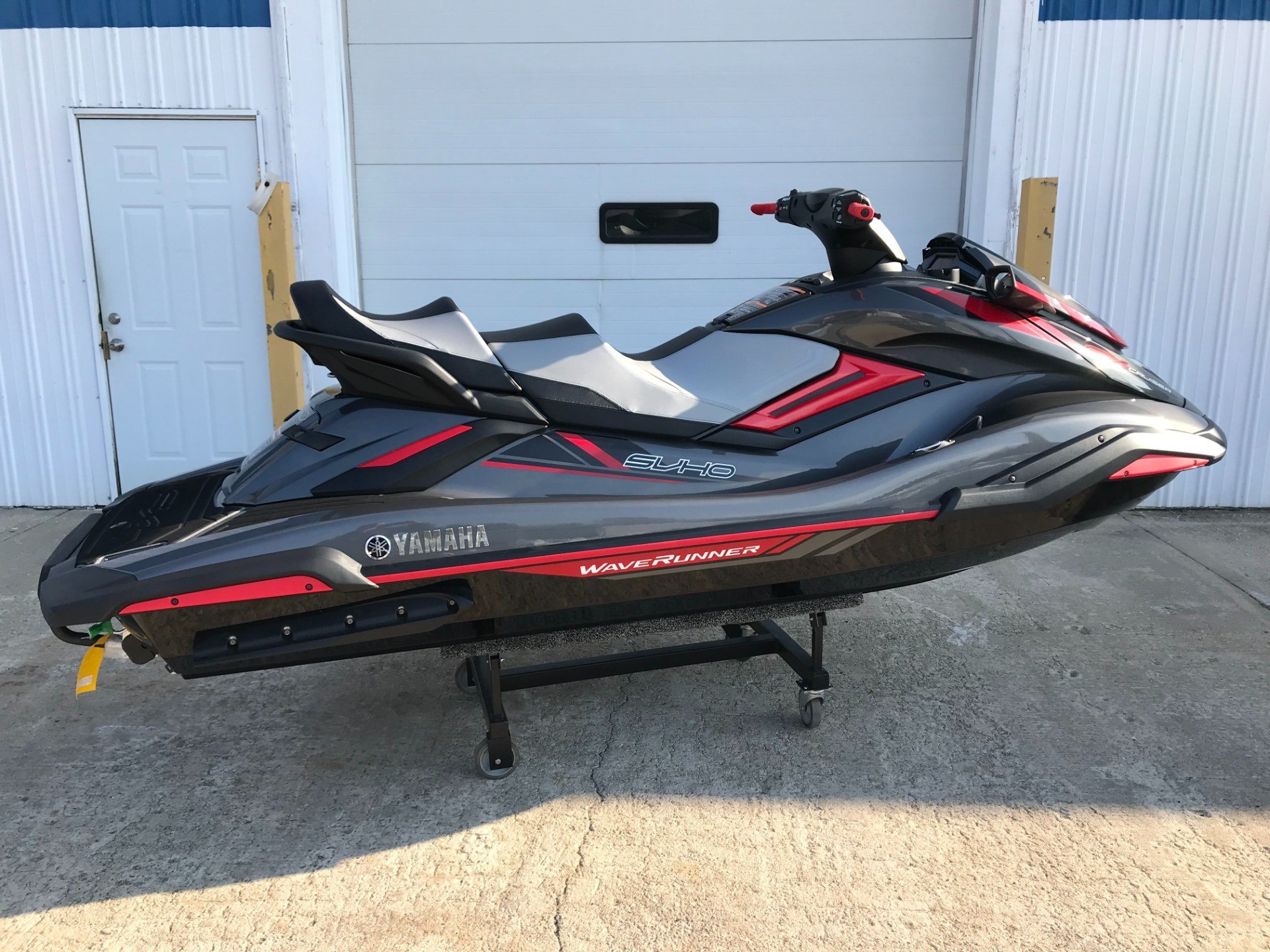 2019 Yamaha FX Cruiser SVHO in Coloma, Michigan - Photo 1