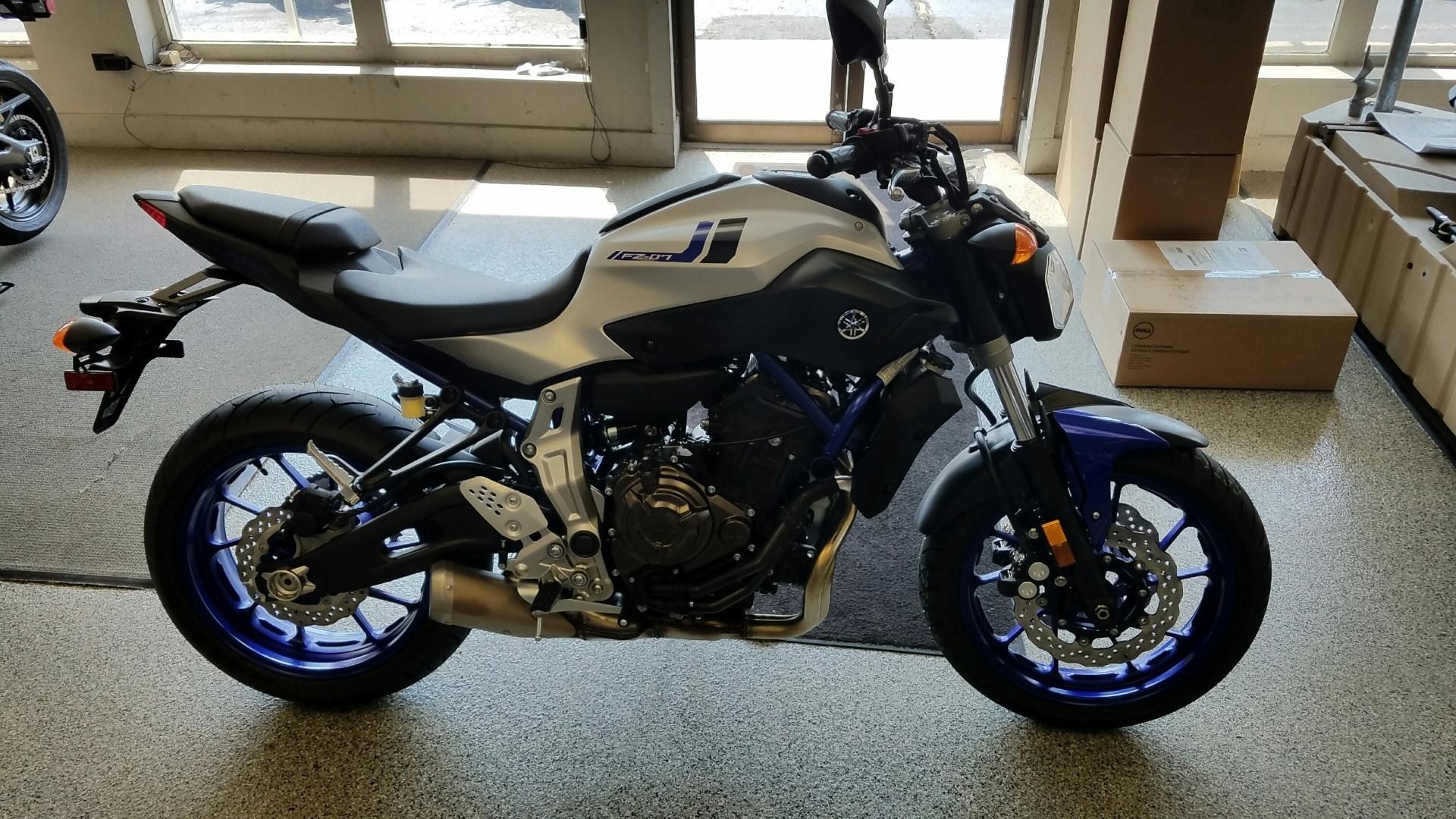 2016 Yamaha FZ-07 for sale 83828