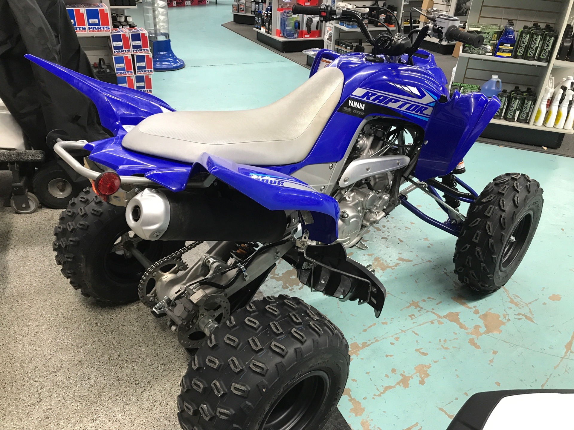 2020 Yamaha Raptor 700R in Coloma, Michigan - Photo 3