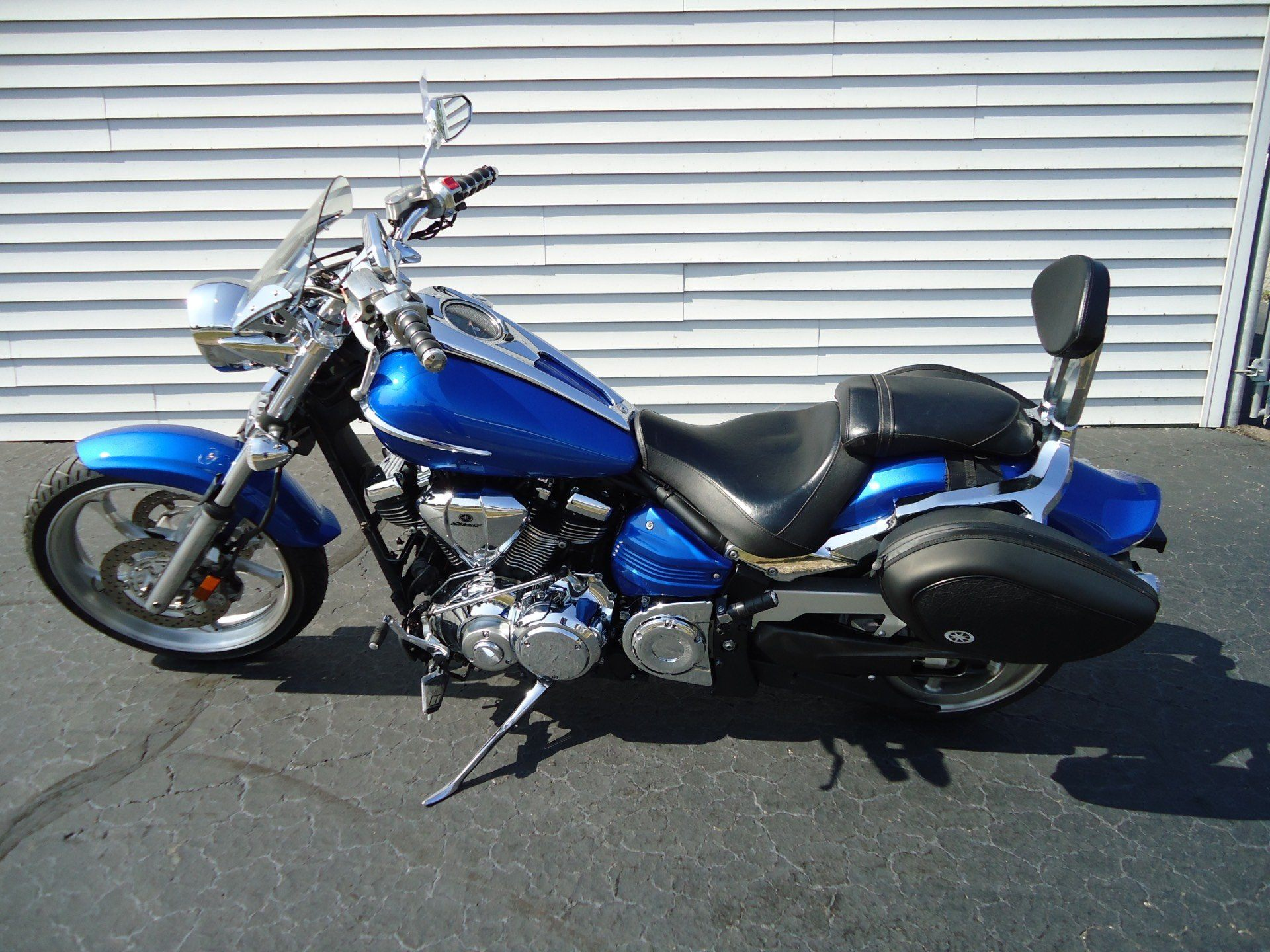 2008 Yamaha Raider S in Coloma, Michigan