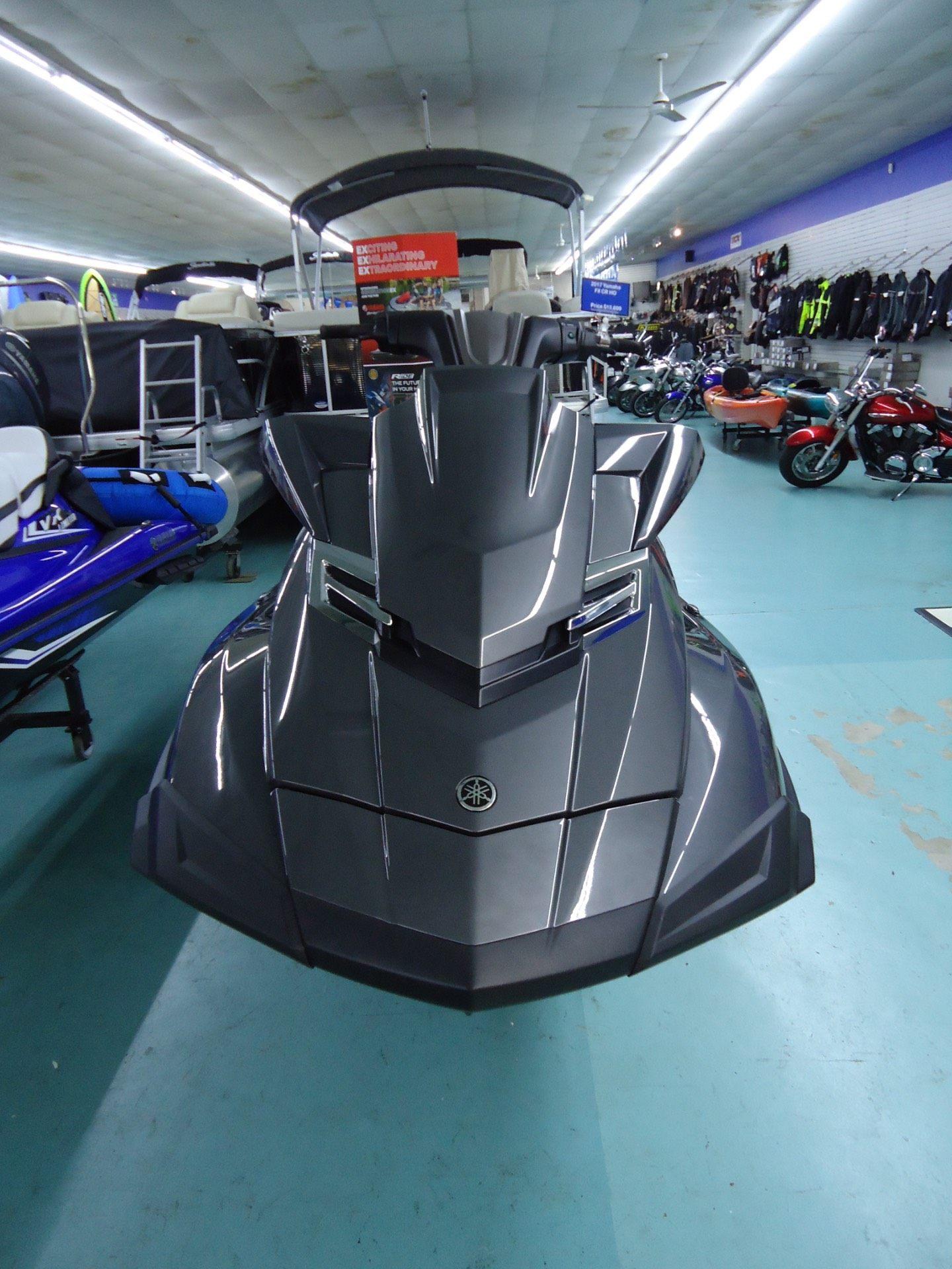 2017 Yamaha FX Cruiser HO 4