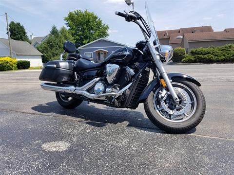 2014 Yamaha V Star 1300 Tourer in Coloma, Michigan