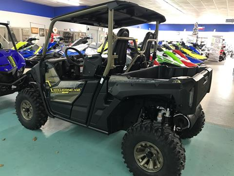 2020 Yamaha Wolverine X2 R-Spec XT-R in Coloma, Michigan - Photo 2