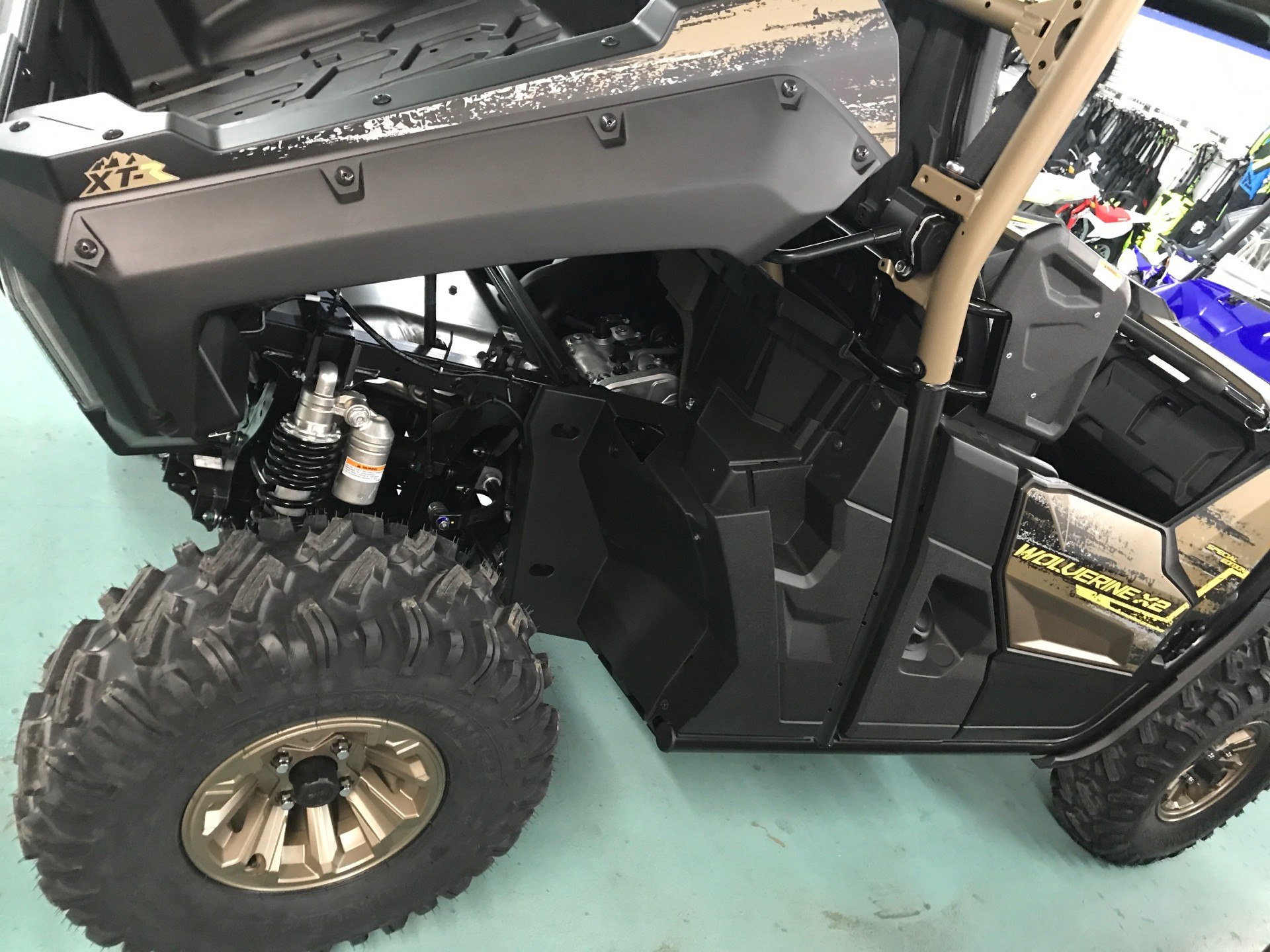 2020 Yamaha Wolverine X2 R-Spec XT-R in Coloma, Michigan - Photo 6