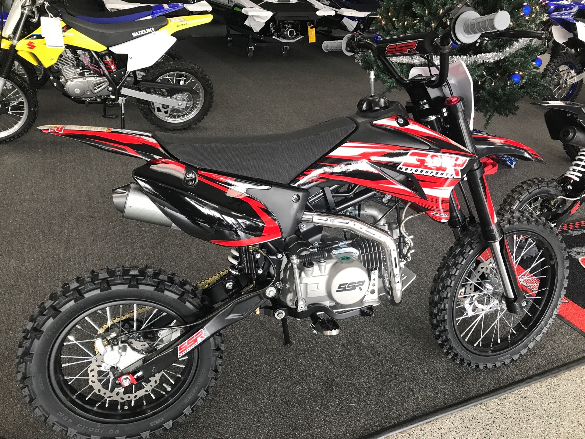 2020 SSR Motorsports SR140TR - BW in Coloma, Michigan - Photo 2