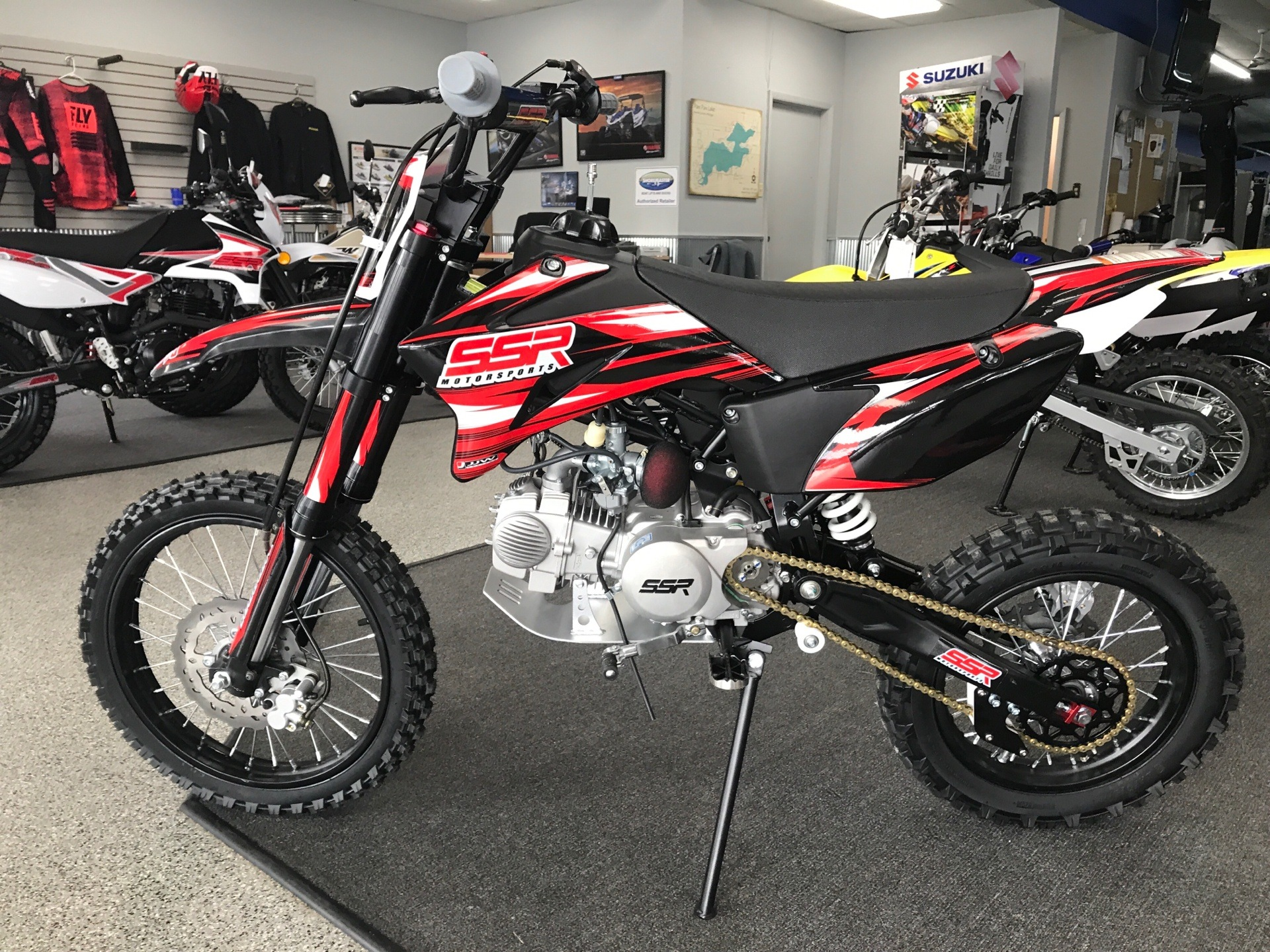 2020 SSR Motorsports SR140TR - BW in Coloma, Michigan - Photo 1