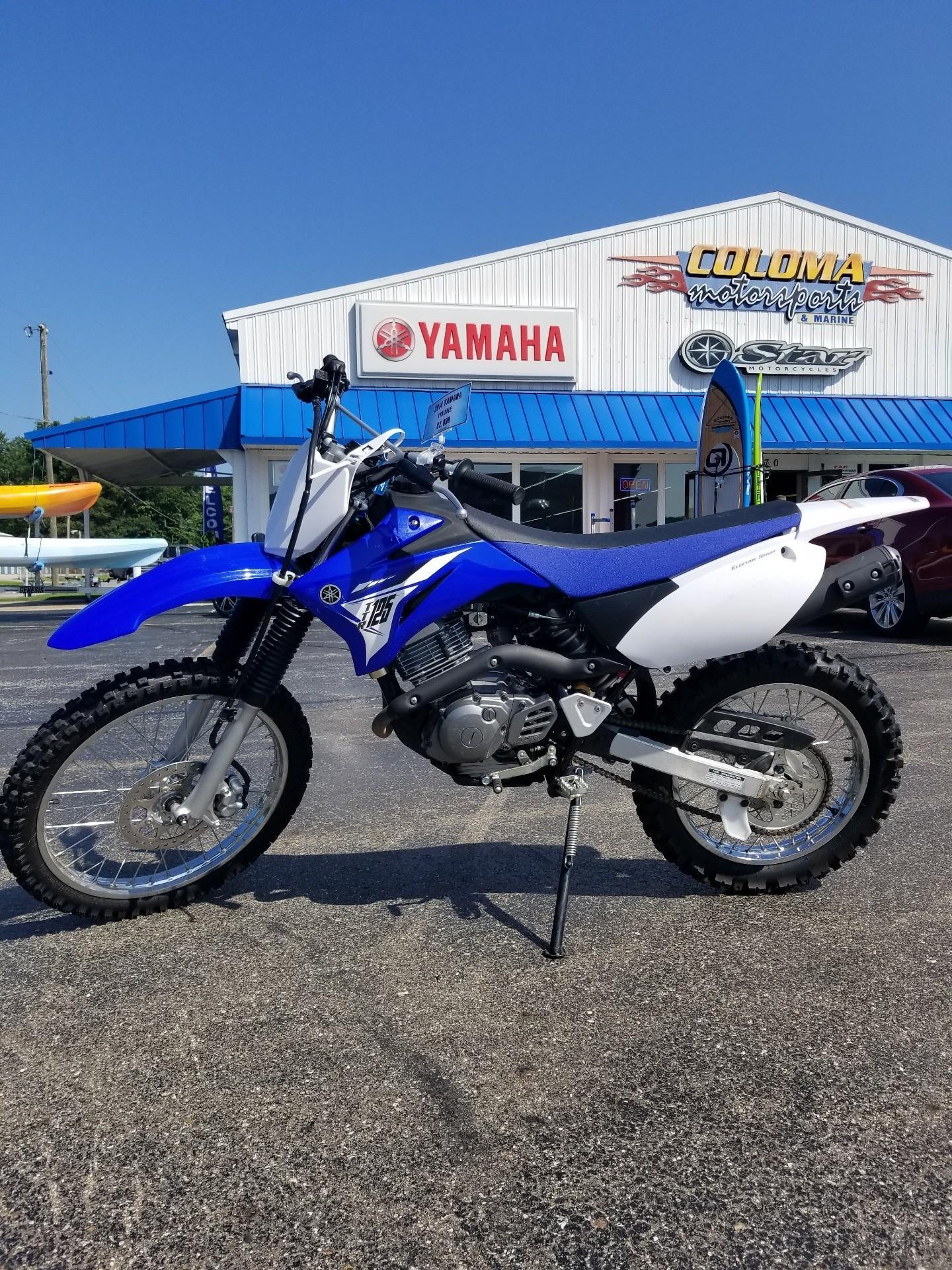 2014 Yamaha TT-R125LE for sale 26515