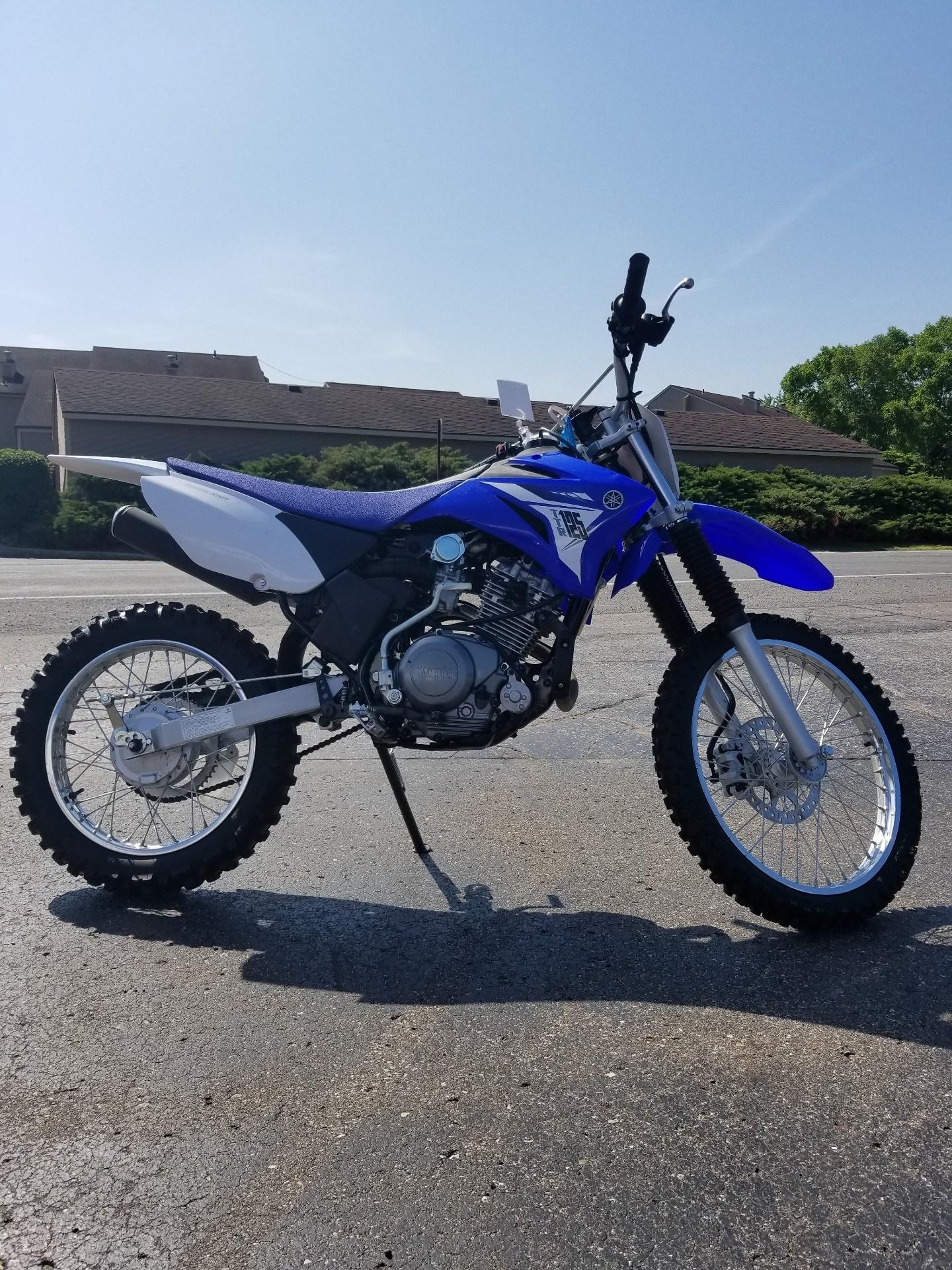 2014 Yamaha TT-R125LE for sale 35085