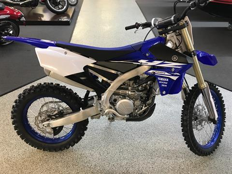 2018 Yamaha YZ250FX in Coloma, Michigan